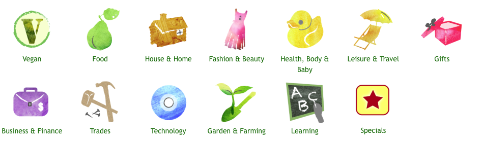 Eco Directory Shopping